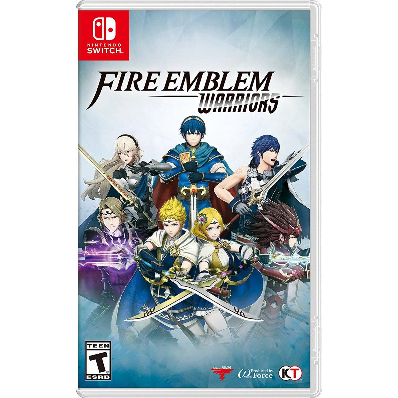 Nintendo Switch: Fire Emblem Warriors (US)