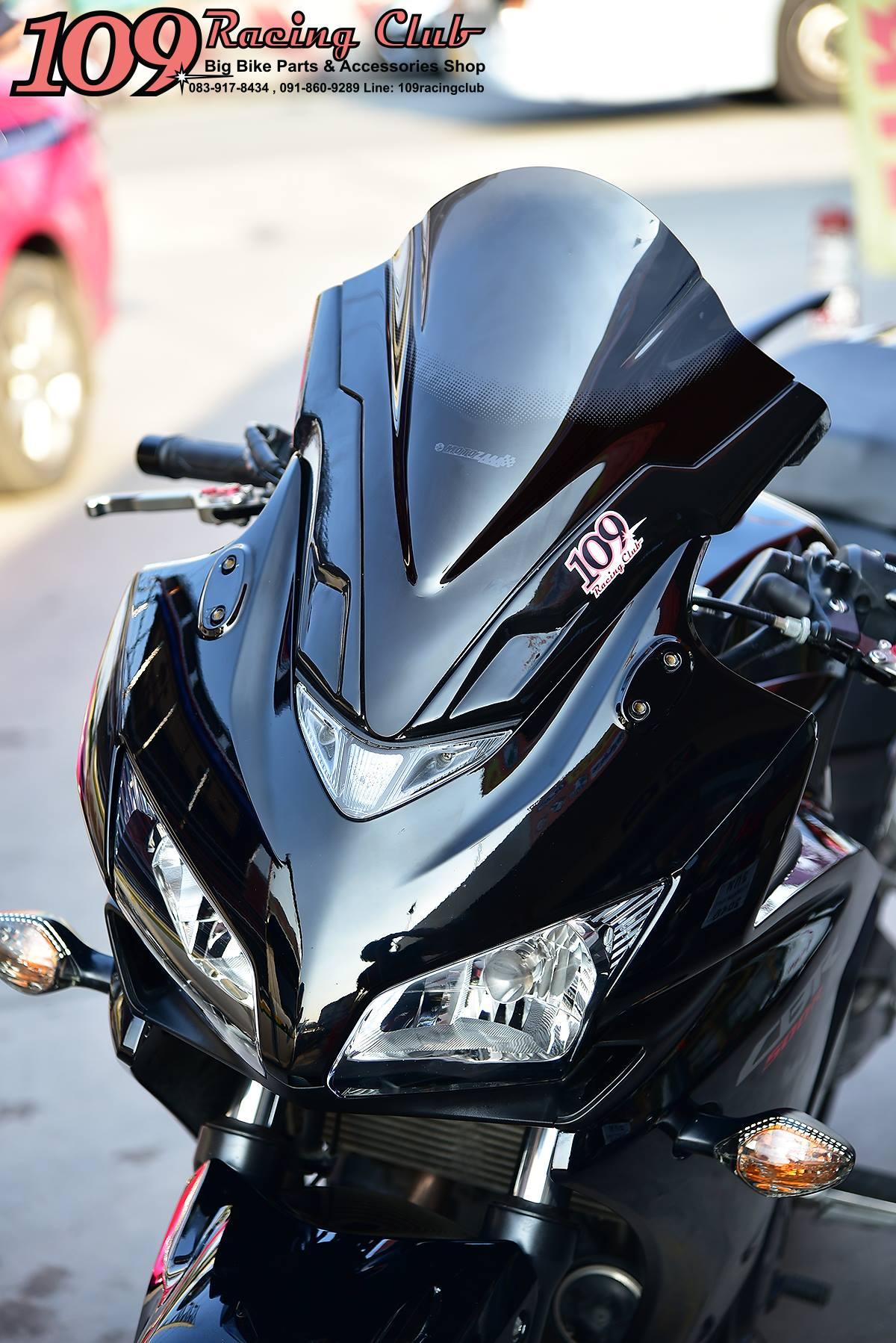 ชิวหน้า K2 CBR500