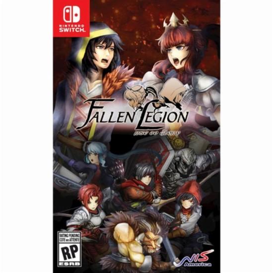 Nintendo Switch: Fallen Legion: Rise to Glory (US)