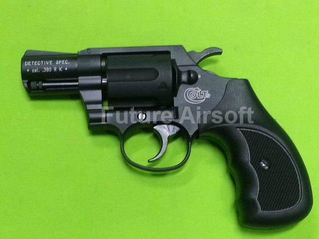 Umarex Colt Detective Special Black .380RK