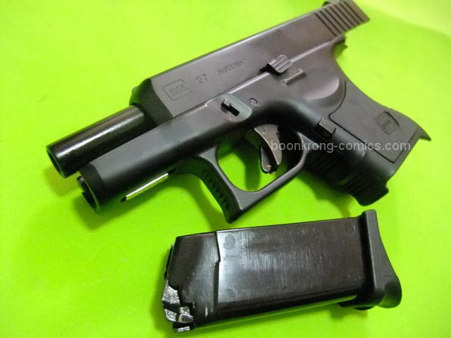 FS Glock 27/G27 Model Cap Gun (Full Metal)