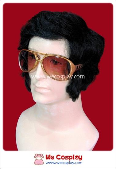 วิกผมเอลวิส เพรสลีย์ Elvis Presley Cosplay Wig