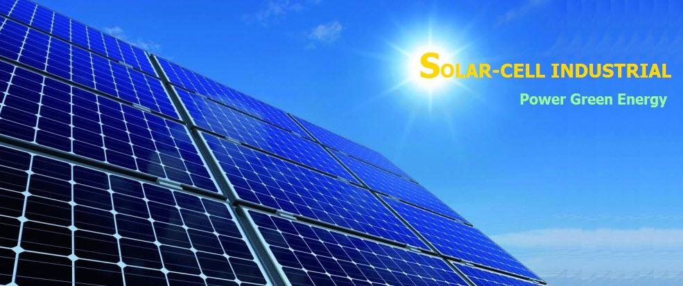 Solar cell และ หลอด LED