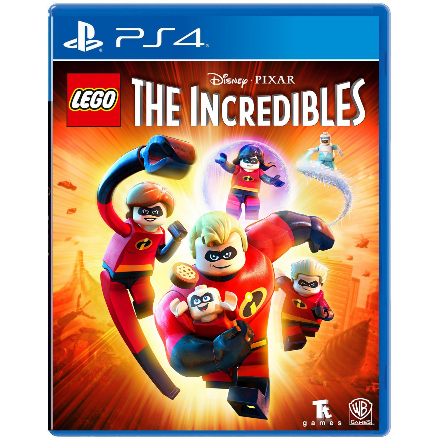 PS4: LEGO THE INCREDIBLES (R3)
