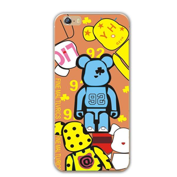 เคสไอโฟน 6 Plus / 6s Plus (TPU CASE) ลายหมี แบบ 2