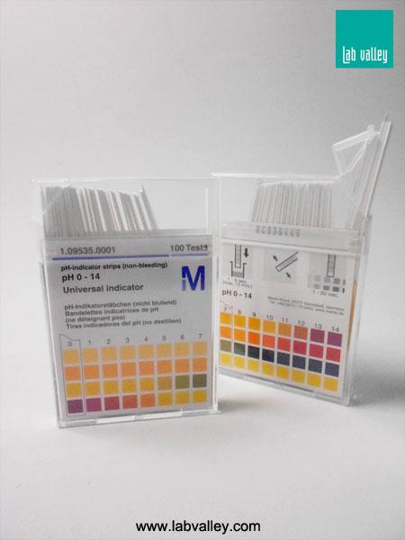 กระดาษวัดค่าพีเอช ph paper indicator strips