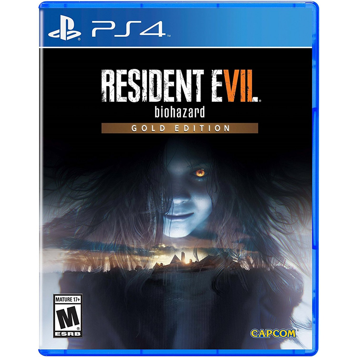 PS4: Resident Evil 7 :Bio Hazard Gold Edition (R3)