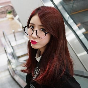 แว่นตาแฟชั่นเกาหลีอินเทรนด์สุดๆ