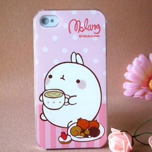 เคสไอโฟน4/4s (Case Iphone 4/4s) เคสไอโฟนกระต่ายน่ารักสไตส์เกาหลี แบบ 4