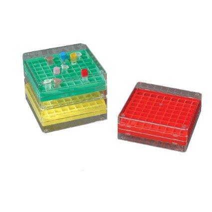 กล่องใส่ไมโครทิวป์ Microtube box
