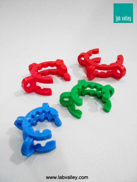 ข้อต่อพลาสติกสำหรับ ล็อคเครื่องแก้ว plastic joint clip