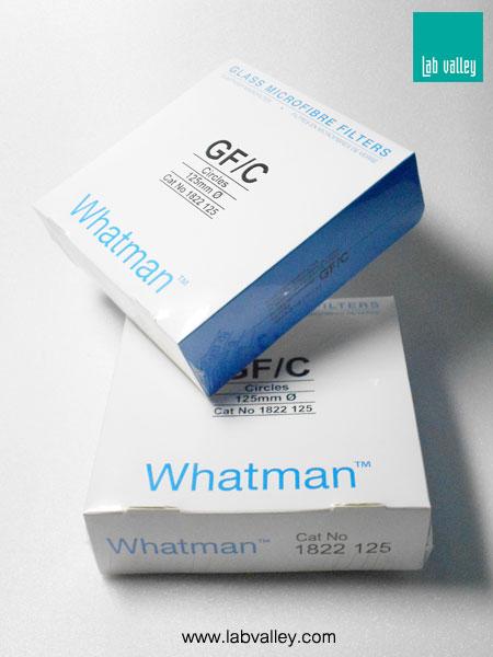 กระดาษกรอง GF/C Glass Circles, ยี่ห้อ whatman
