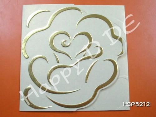 HSP5212 การ์ดแต่งงานแนะนำ