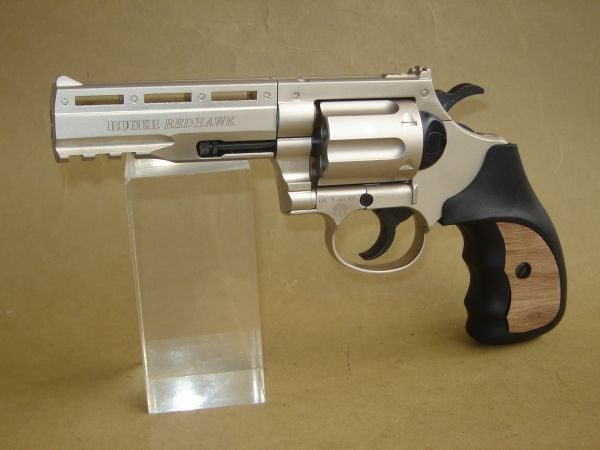 Umarex Ruger Red Hawk Nickel .38 RK Blank Gun