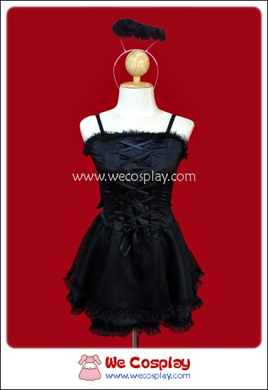 ชุดนางฟ้า Love Black Angel Fancy Costume