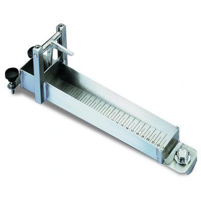 เครื่องวัดความหนืด แบบราง bostwick consistometer