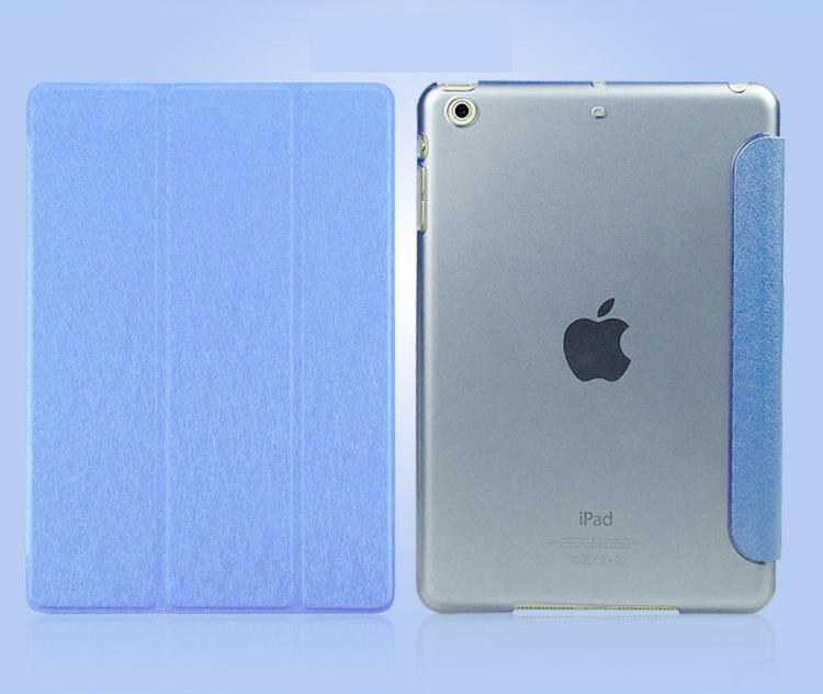 เคสไอแพด Ipad Air 2 ( Sky Blue ) Slim and Show Body