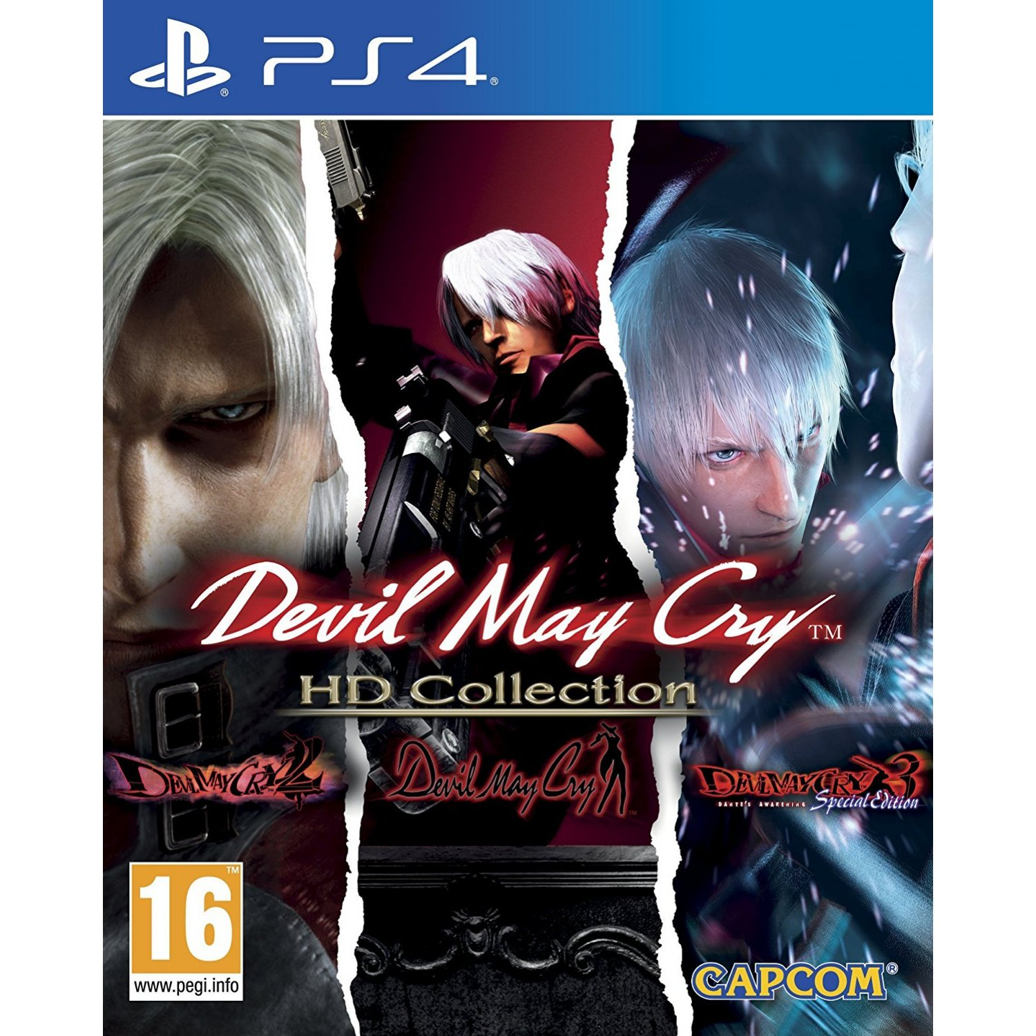 PS4: Devil May Cry HD Collection (R3)