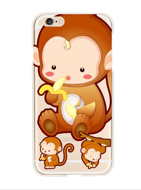 เคสไอโฟน 5/5s/SE (TPU Case) เคสไอโฟน 12 ราศี ปีวอก