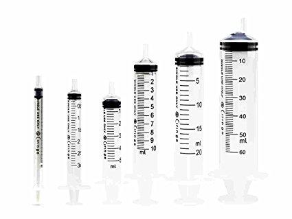 ไซริ้งพลาสติก syringe plastic ยี่ห้อ Nipro