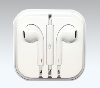**ของแท้** หูฟัง Apple iphone 5/5s/5c (ไอโฟน ไอพอด ไอแพด) พร้อมกล่อง แถมมากับตัวเครื่องไอโฟน 5c มือหนึ่งสภาพใหม่ 100%