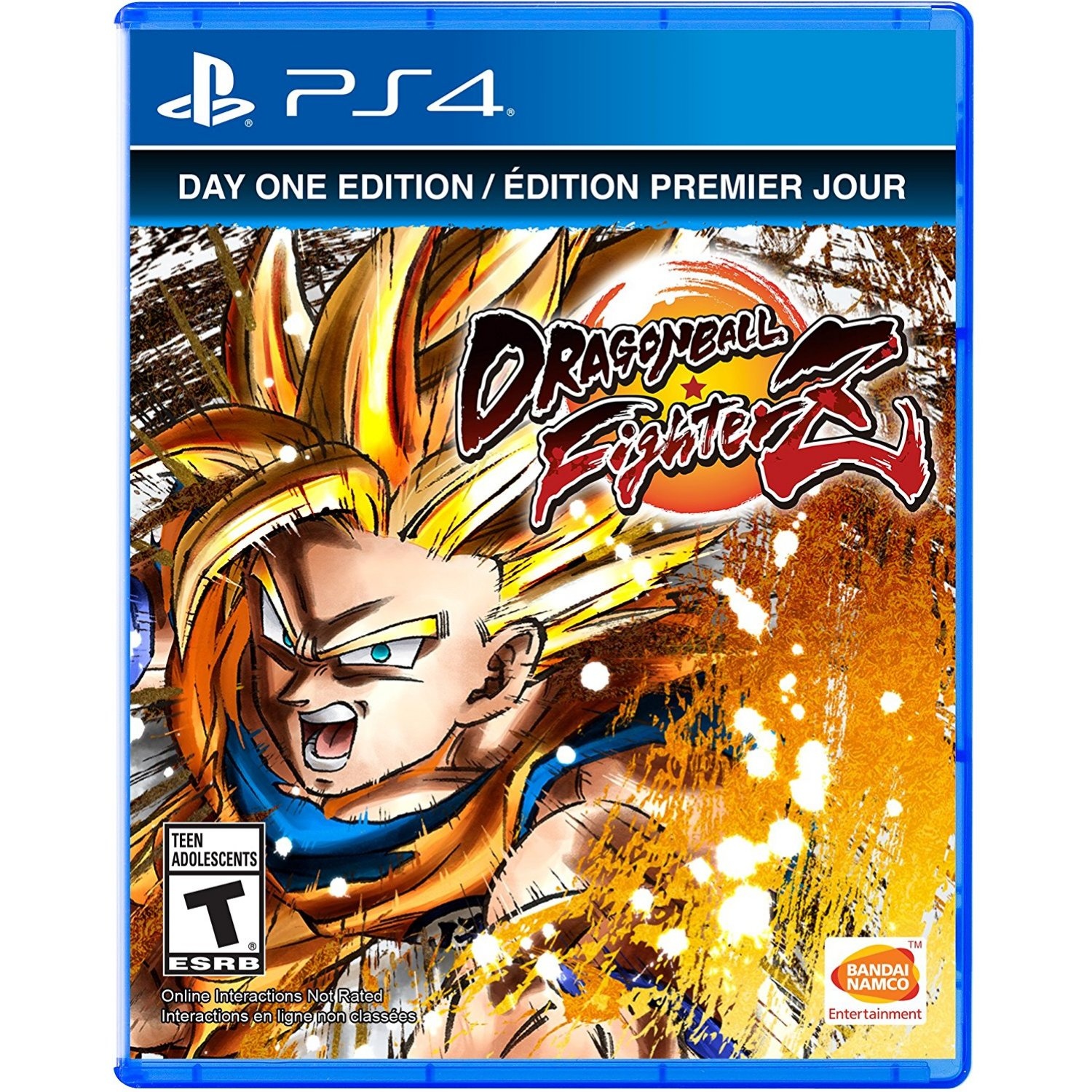 PS4: Dragon Ball FighterZ Fighter Edition (R3)