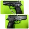 Ekol Dicle Compact Black cal.9mm. PAK. Blank Gun