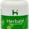 Herbale เฮอร์บาเล่ สาหร่ายเกลียวทอง ชนิดเม็ด สไปรูริน่า SPIRULINA ผลิตภัณฑ์เสริมอาหาร คุณภาพดี