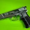 Ekol Ares Magnum/Hi-Power Browning (M1935) Blank Gun