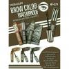 มาสคาร่าคิ้ว Sivanna Colors Brow Color Waterproof Browcara Mascara a Sourcils HF570