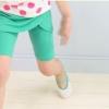 กางเกงเด็๋กผู้หญิง สีเขียว ไซด์ 5,7,9,11,13