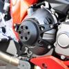 กันแคร้งเครื่องข้างขวา Z800 แบรนด์ Moth Racing [Z800 Engine Protection - Right]