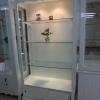 ตู้โชว์วินเทจสำหรับร้านค้า