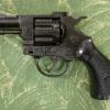 Burni Olympic 6mm.Top Firing.22 caliber crimps Blank Gun with Plastic Grips