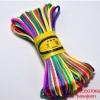 เชือกถักจีน 2.5mm ยาว20เมตร (คละสี)