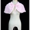 เสื้อคลุมโลลิต้า บงบง ขนเฟอร์ Smooth Fur Bon Bon Lolita Cape