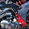 เกียร์โยง Er6n/6f แบรนด์ Moth Racing [ER6n/6f Rearsets]