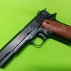 Kimar Colt 1911/911 Black Front Firing 9mm.PAK. Blank gun