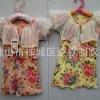 เสื้อผ้าเด็กขายส่งยกแพ็ค ชุดเดรส ชุดกระโปรง สีชมพู แพ็ค 5 ตัว ไซด์ 7-15
