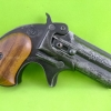 Kimar Chiappa Doulbe Eagle Derringer .22 Caliber Crimp Blank gun
