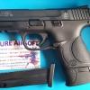 ปืนแบงค์กันส์ Smith & Wesson M&P 9C blank gun
