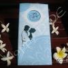 SC9-0206 การ์ดแต่งงานรูปบ่าว-สาว