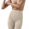 Control Body ชุดกระชับสัดส่วน แบบกางเกงครึ่งตัวขายาว ลดกระชับสัดส่วน ลดเซลลูไลท์ เส้นเลือดขอด รอยแตกลาย