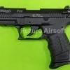 Umarex Walther P22 Black , cal 9mm.PAK. Blank Gun