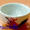 ของชำร่วย แก้วเซรามิค แก้วตราไก่ GG-ar01