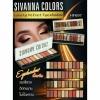 Sivanna Colors Luxury Velvet Eyeshadow HF697 อายแชโดว์ 10สี