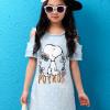 เสื้อผ้าสำหรับเด็กสไตล์เกาหลี เดรสยีนส์ เก๋ๆ น่ารัก น่ามอง ใช่เล่น