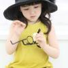 เสื้อผ้าเด็ก จั๊มสูท สีเหลือง ไซด์ 5,7,9,11,13