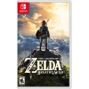 Nintendo Switch : THE LEGEND OF ZELDA: BREATH OF THE WILD (US)