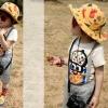 เสื้อผ้าเด็ก เสื้อยืดเด็กแขนยาว ไซด์ 90,100,110,120,130